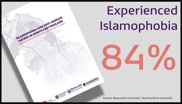 %80 مسلمانان شمال شرق بریتانیا اسلامهراسی را تجربه کردهاند