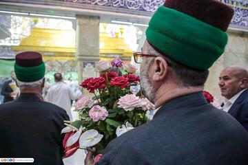 تصاویر/ جشن سالروز ازدواج امام علی(ع) و حضرت زهرا(س) در حرم امام حسین(ع)