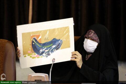 """بالصور/ إقامة ندوة تخصصية حول """"الحجاب والعفاف"""" بقم المقدسة"""