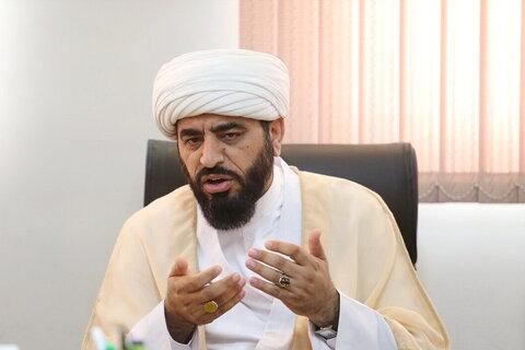 حجت الاسلام والمسلمین محمدرضا برته