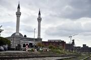 مسلمانان بلژیک نماز عید قربان را در مساجد برگزار میکنند