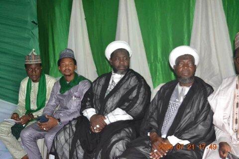 جشن ازدواج حضرت علی (ع) و حضرت زهرا(س) در نیجریه