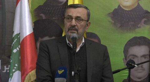 حسن عز الدین عضو فراکسیون وفاداری به مقاومت