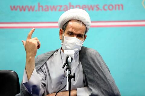 تصاویر/ مصاحبه- حجت الاسلام والمسلمین فلاحی سخنگوی آموزش مجلس