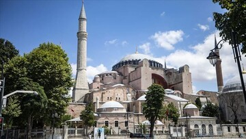 South Africa to broadcast prayers at Hagia Sophia mosque