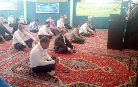 نمازجمعه رستاق