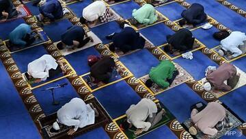 ۶۵ مسجد سنگاپور نماز عید سعید قربان را برگزار میکنند