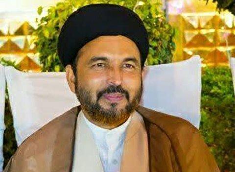 مولانا سید مشاہد عالم رضوی