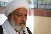 روحانی پاکستانی: آمریکا و اسرائیل دشمن مشترک جهان اسلام هستند