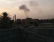 رسانه امنیتی عراق انفجار پایگاه نظامی الصقر را نتیجه افزایش درجه حرارت دانست +تصاویر