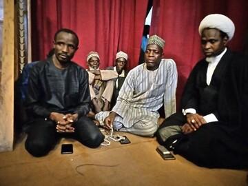 برگزاری مراسم بزرگداشت شهدای منا در شهر زاریا+تصاویر