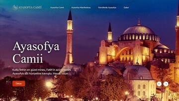 Turkey publishes book on Hagia Sophia Mosque