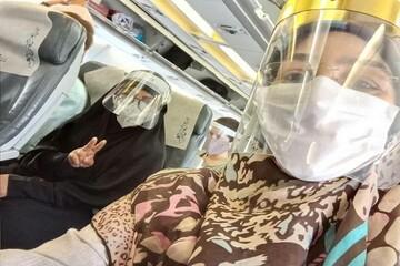 روایت شاهد عینی از تجاوز دزدان هوایی آمریکا به هواپیمای ایرانی