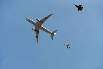 بيان إدانة ملتقى التصوف الإسلامي حول اعتراض مقاتلات أمريكية وصهيونية لطائرة ركاب إيرانية