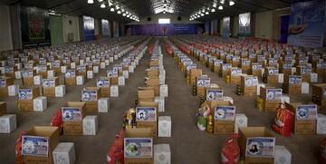 توزیع ۴۰هزار بسته معیشتی بین نیازمندان یزدی در مرحله دوم رزمایش کمک مومنانه