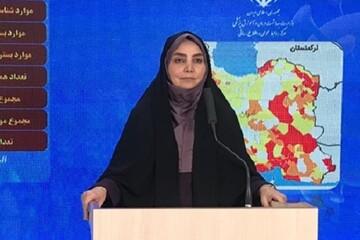 تهران در وضعیت قرمز قرار گرفت/ ۲۳۵ بیمار در شبانه روز گذشته جان باختند