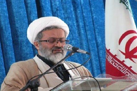 حجت الاسلام محمد حسین اجرایی امام جمعه هرسین