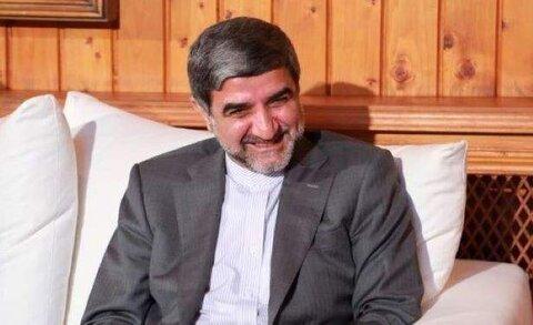 محمد جلال فیروزنیا سفیر جمهوری اسلامی ایران در لبنان