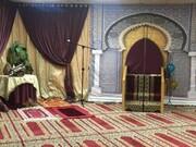 مسجدی در ماساچوست به نیازمندان آمریکا غذا میدهد