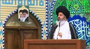 آخرین سخنرانی امام جمعه فقید موقت یزد + صوت کامل
