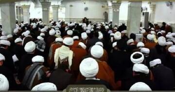 اساتذة وطلبة الحوزة يستنكرون الإساءة لآية الله الشهيد السيد محمد باقر الصدر
