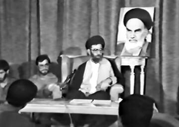 فیلم | شرح زندگی سیاسی امام باقر(علیهالسلام) توسط آیتالله خامنهای در سال ١٣۶١
