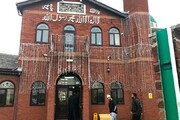 مسجد دیگری در برتون انگلیس به عنوان مرکز آزمایش کرونا بازگشایی شد