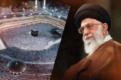 Ayatollah Khamenei, the Supreme Leader of the Islamic Revolution