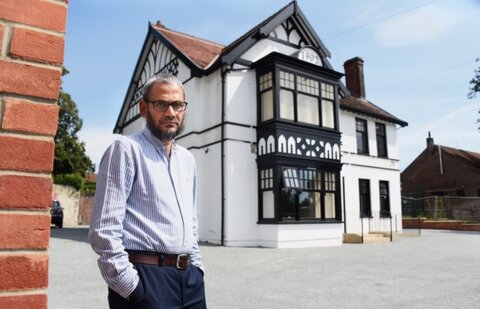 Leaders of Islamic community in Norwich waiting on insurance claim after arson attack