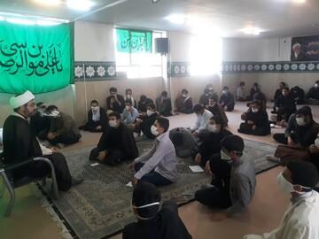 انتقال معارف دین به نسل جدید، رسالت مهم طلاب بسیجی است