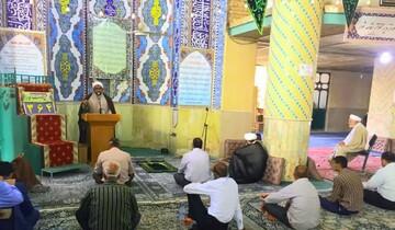 تأکید ائمه جمعه استان یزد بر رعایت پروتکلهای بهداشتی