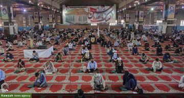 قدرتنمایی هیئات مذهبی برای اجرای بینقص دعای عرفه با رعایت ضوابط بهداشتی