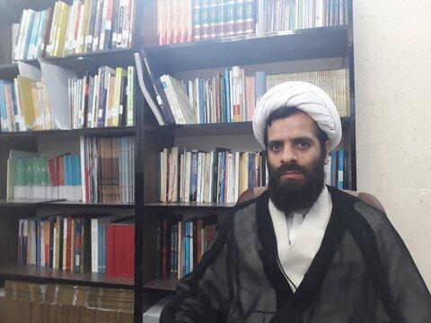 محسن عسکری کارشناس ادیان
