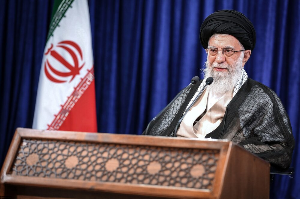 Ayatollah Khamenei: The U.S. protests are a fire under ashes that will destroy the current American system