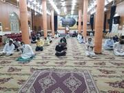 دعای عرفه از سوی دفتر آیت الله یعقوبی در شهرهای عراق برگزار شد+ تصاویر