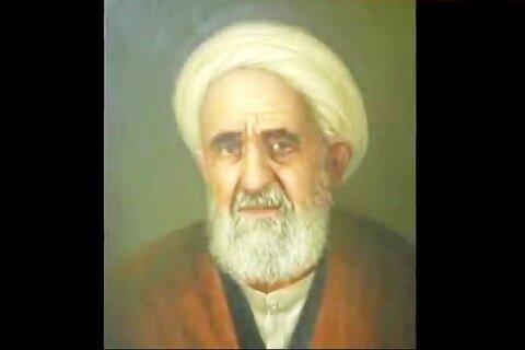 مرحوم حاج شیخ مجتبی قزوینی