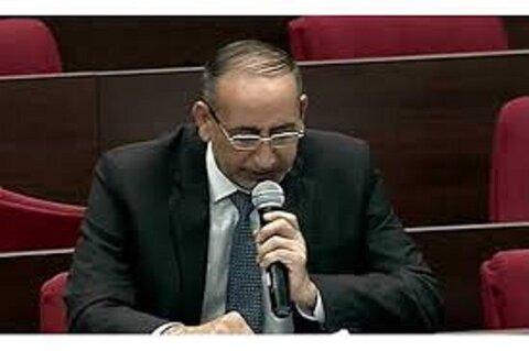 سالم طحیمر عضو کمیته اقتصاد و سرمایه گذاری مجلس نمایندگان عراق