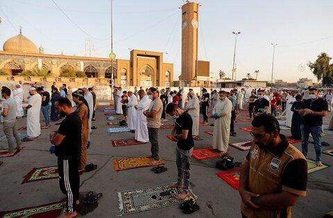 برگزاری نماز عید قربان در سرتاسر جهان در سایه پروتکل های بهداشتی