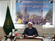 قدردانی رئیس شورای هماهنگی تبلیغات اسلامی قزوین از سربازان گمنام امام زمان(عج)