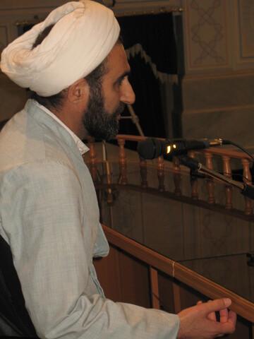 تصاویر آرشیوی از سمینار عارف الحسینی توسط طلاب پاکستان در مرداد ماه ۱۳۸۵