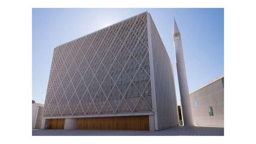 نخستین مسجد اسلوونی ساخته شد
