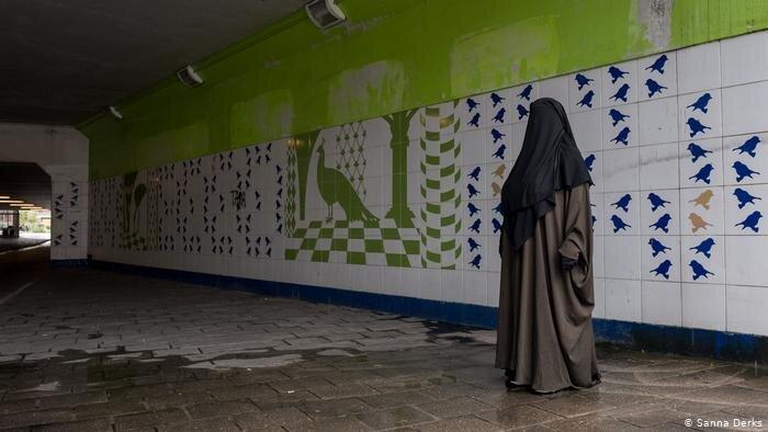 قانون ممنوعیت پوشیه در هلند سبب افزایش خشونت علیه مسلمانان