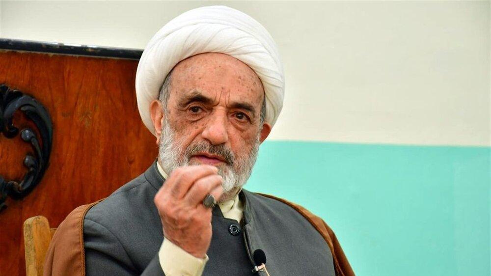 یکی از علمای عراق انتخابات زود هنگام را تحریم کرد