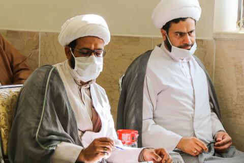 نشست هم اندیشی مدیران مدارس علمیه استان اصفهان