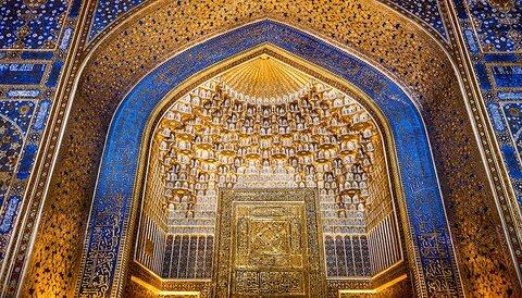 الفن والجمال الاسلامي