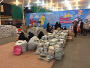 اهدای یک میلیون بسته نوشت افزار به دانش آموزان مناطق محروم