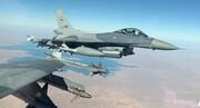 جنگنده های ارتش عراق مواضع داعش در سامرا را هدف قرار دادند