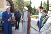 قدردانی مسئول نمایندگی ولی فقیه در سپاه قزوین از خبرگزاری حوزه