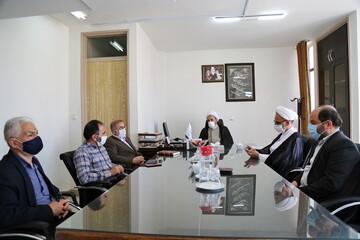 معاون جدید پژوهش و فناوری دانشگاه مذاهب اسلامی معرفی شد