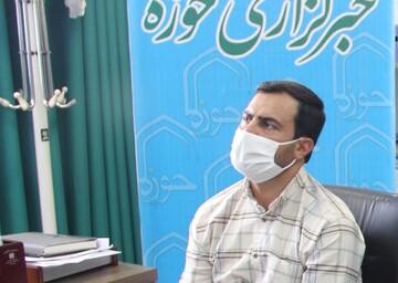 تقدیر رئیس سازمان بسیج رسانه قزوین از خبرگزاری حوزه